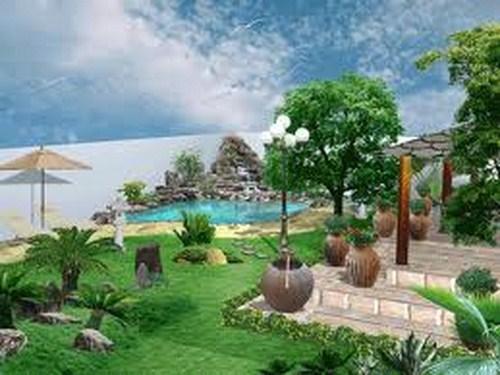 8 lưu ý trong thiết kế sân vườn hợp phong thủy